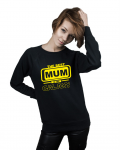 Bluza damska THE BEST MUM IN THE GALAXY