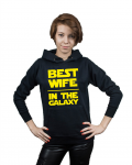 Bluza damska kangur BEST WIFE IN THE GALAXY
