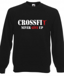 Bluza męska CROSSFIT  NEVER GIVE UP