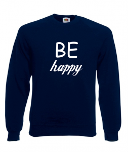 Bluza damska BE HAPPY