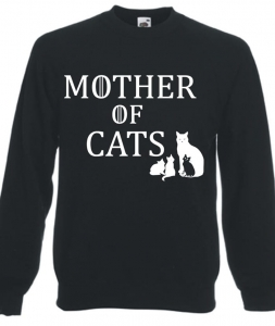 Bluza damska MOTHER OF CATS