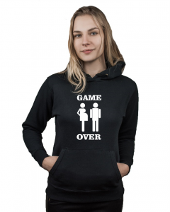 Bluza damska kangur GAME OVER