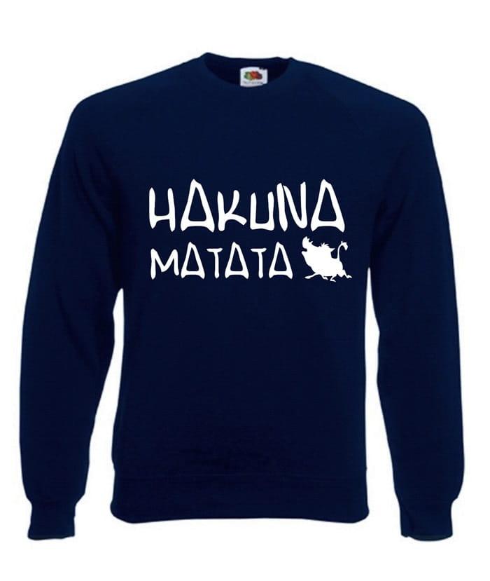 Sferakoszulek Damska Bluza 2e6c Matata Hakuna 4314a pl f4X4z